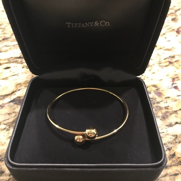 d08cb7bb6 Tiffany & Co. Jewelry | Tiffany Co Hardwear Ball Bypass Bracelet ...